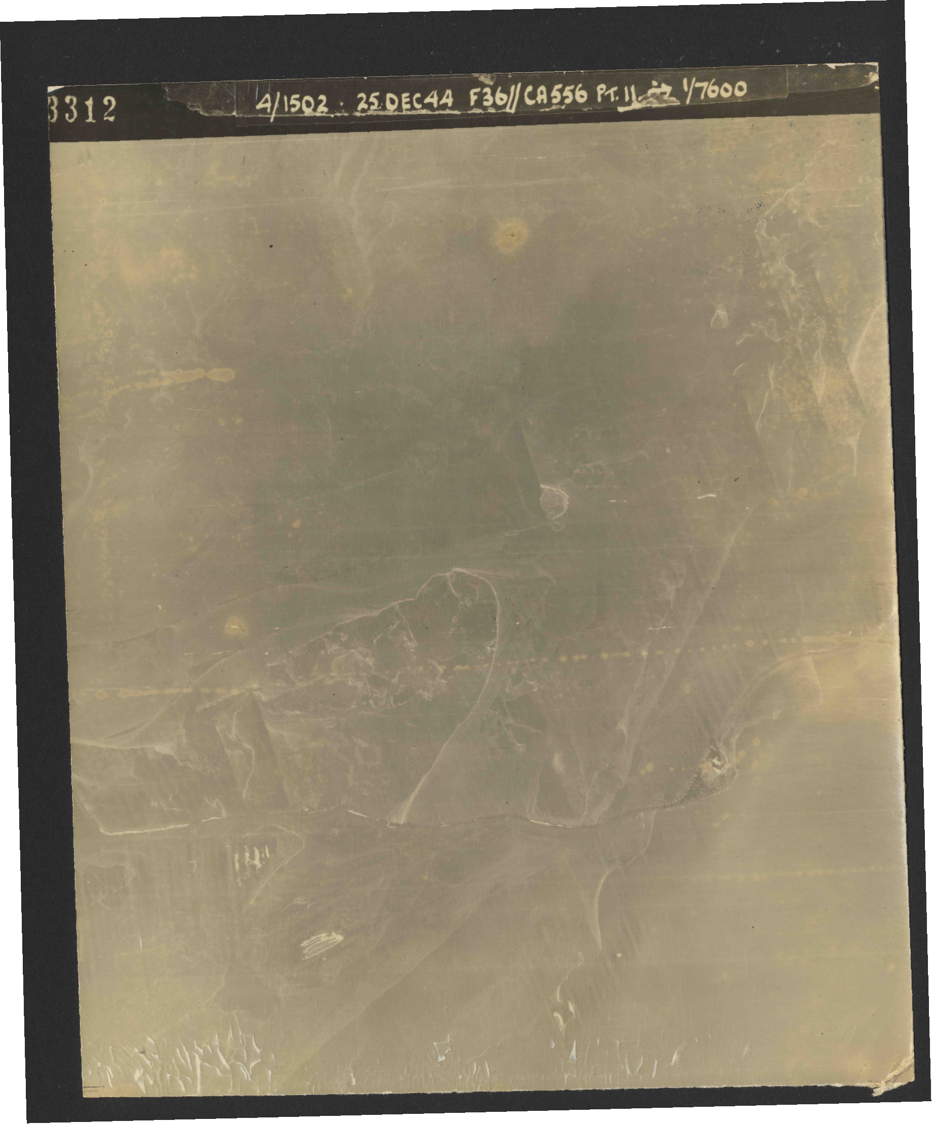 Collection RAF aerial photos 1940-1945 - flight 306, run 10, photo 3312