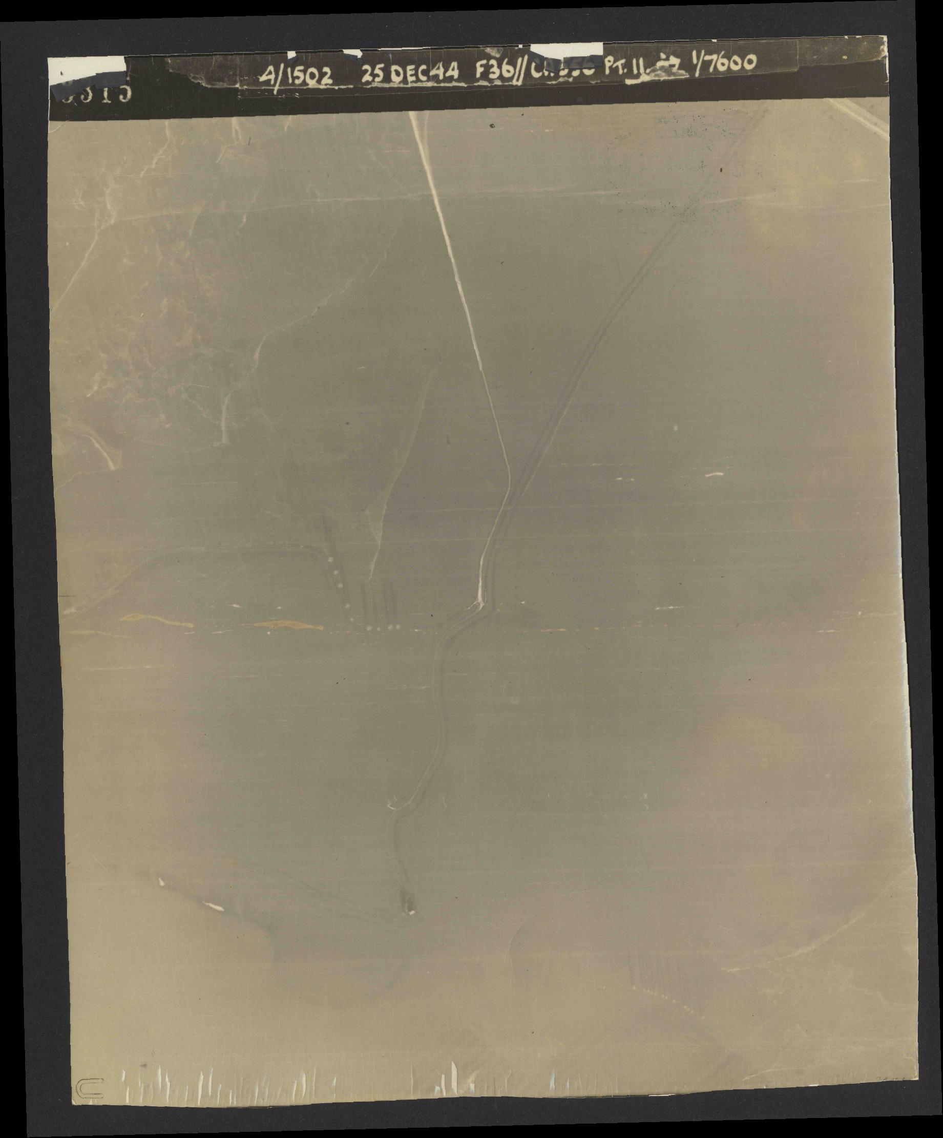 Collection RAF aerial photos 1940-1945 - flight 306, run 10, photo 3315