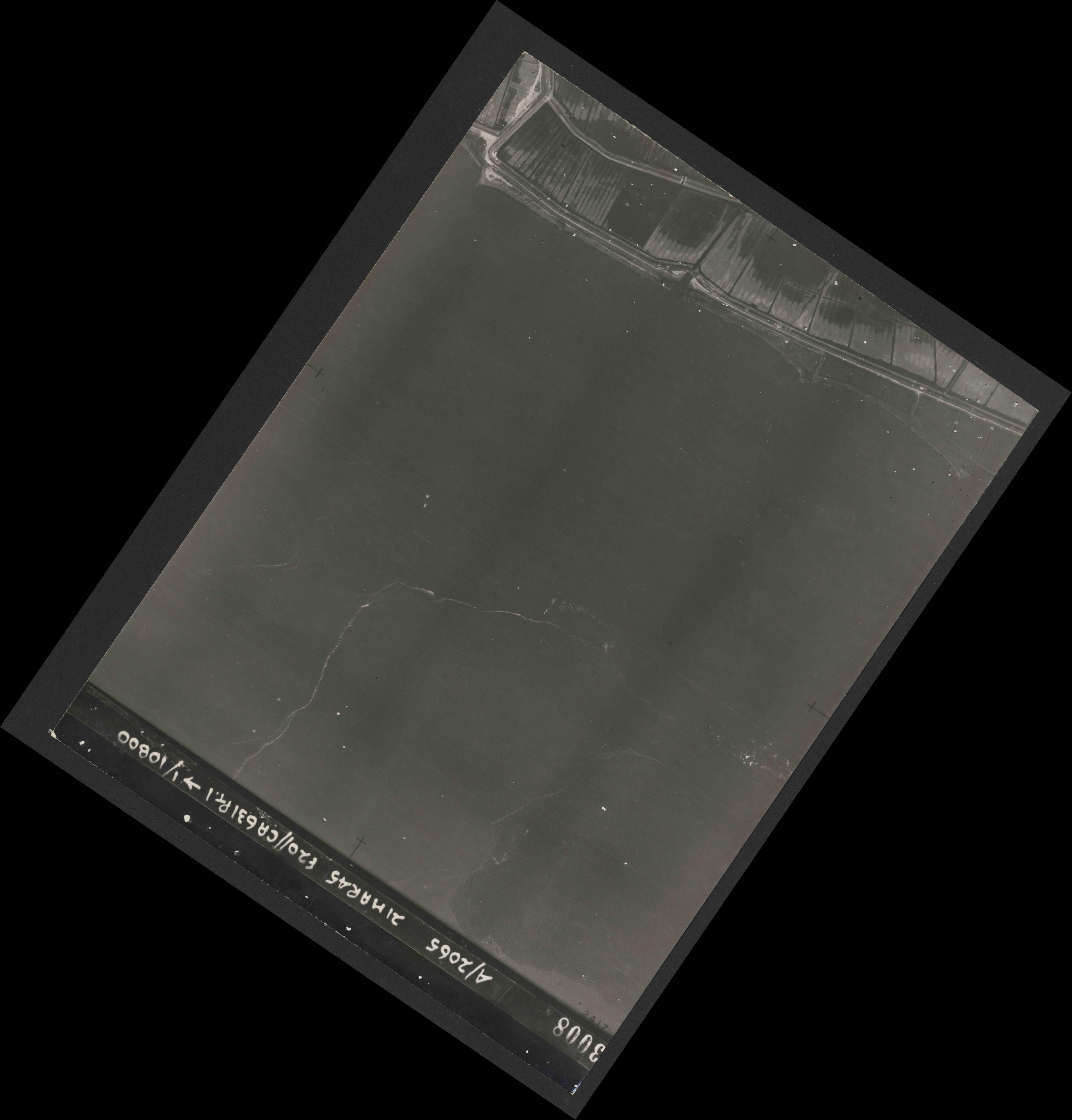Collection RAF aerial photos 1940-1945 - flight 308, run 05, photo 3008