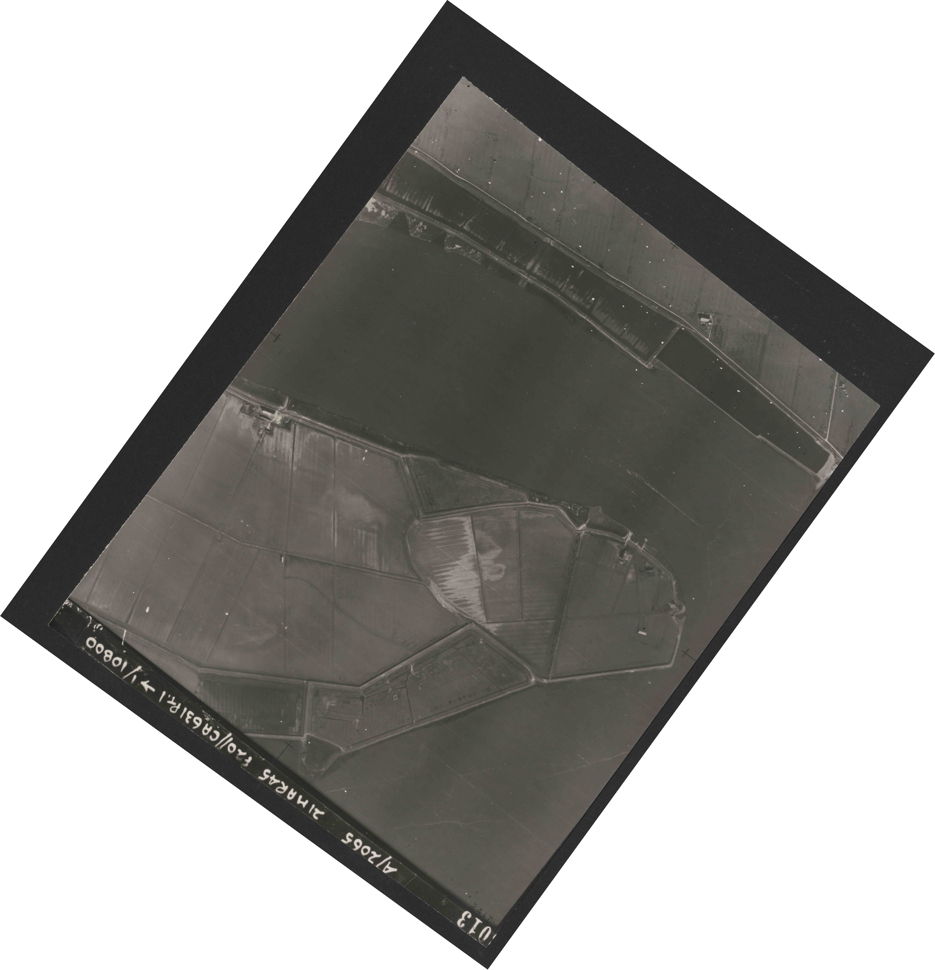 Collection RAF aerial photos 1940-1945 - flight 308, run 05, photo 3013