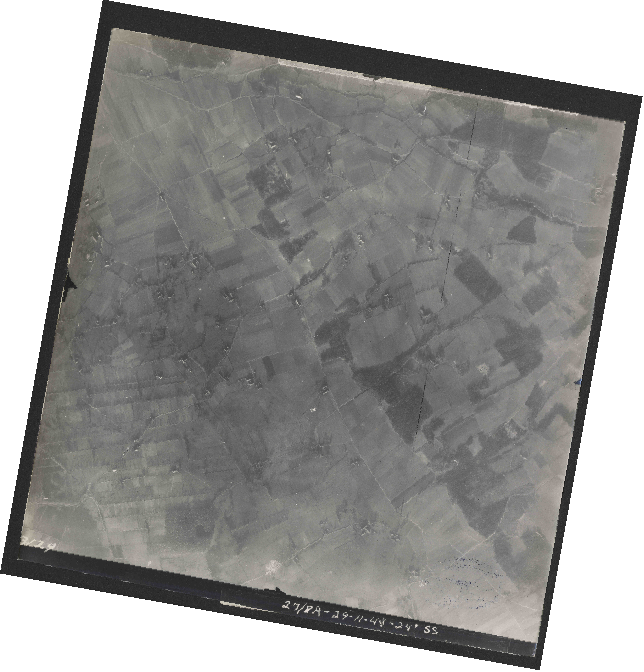 Collection RAF aerial photos 1940-1945 - flight 354, run 01, photo 3129