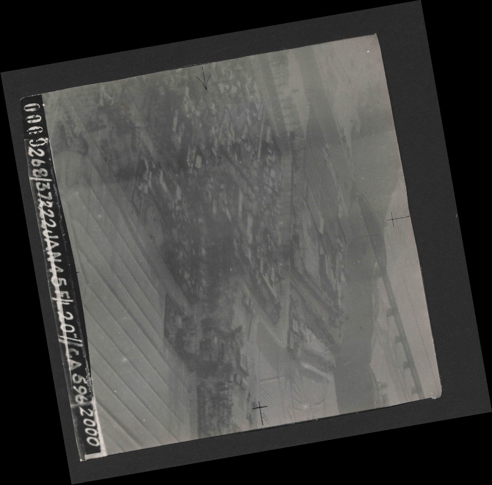 Collection RAF aerial photos 1940-1945 - flight 508, run 01, photo 0009