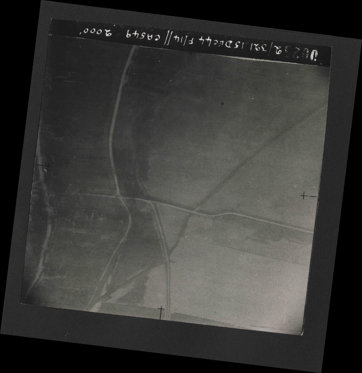 Collection RAF aerial photos 1940-1945 - flight 541, run 01, photo 0025